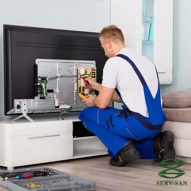 Empresa de prestação de serviços de limpeza para condomínios
