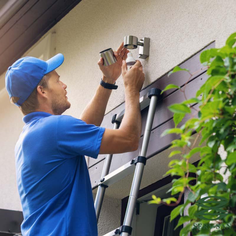 Prestação de serviços de manutenção predial